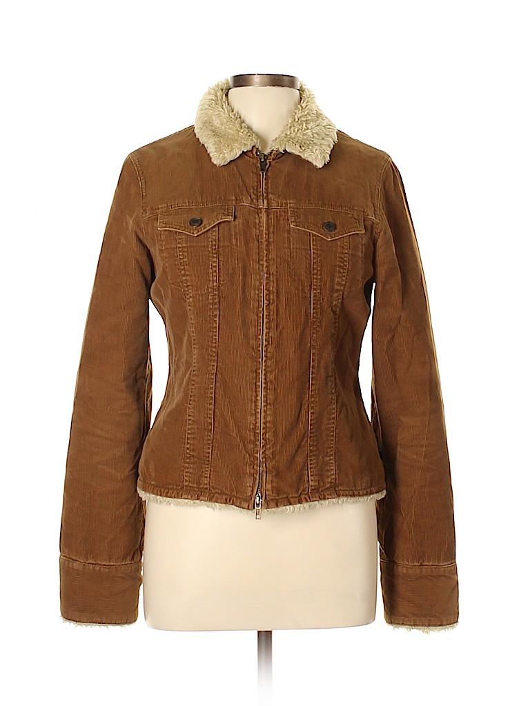 Abercrombie & Fitch Women Jacket Size L