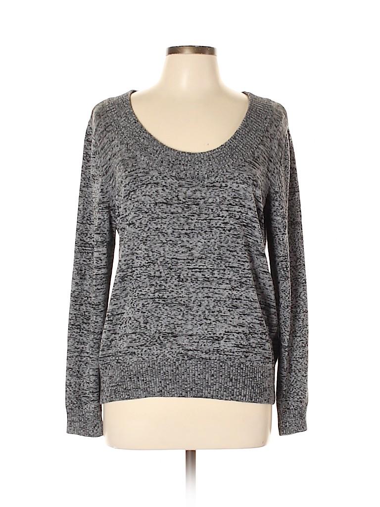 Calvin Klein Women Wool Pullover Sweater Size XL