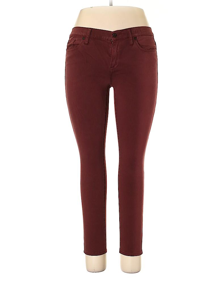Madewell Women Casual Pants 32 Waist