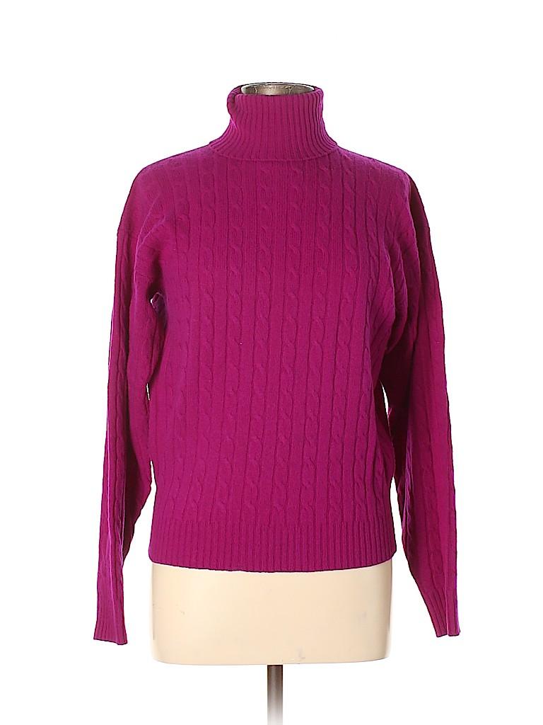 Ralph Lauren Women Wool Pullover Sweater Size L