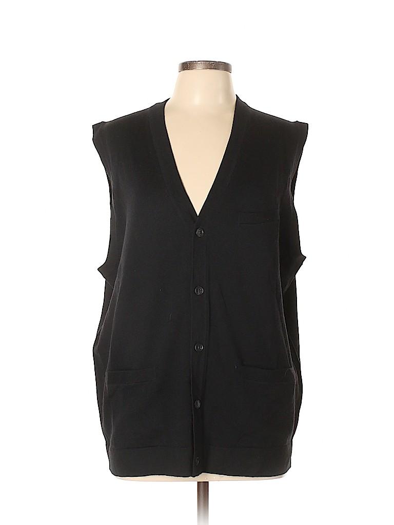 Nordstrom Women Wool Cardigan Size L