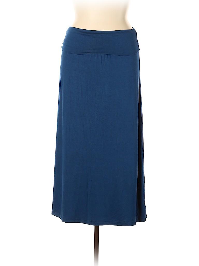 Popana Women Casual Skirt Size XL