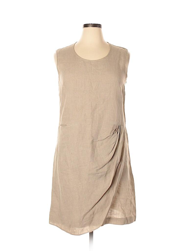 Piazza Sempione Women Casual Dress Size 48 (IT)