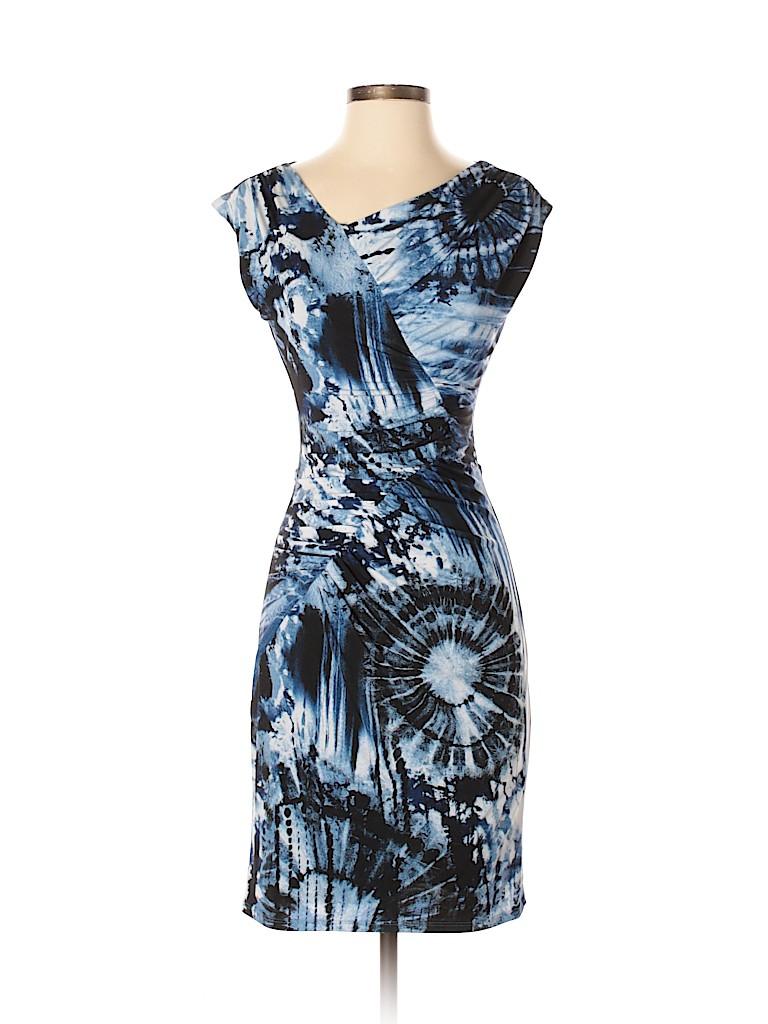 Nine West Women Casual Dress Size 2