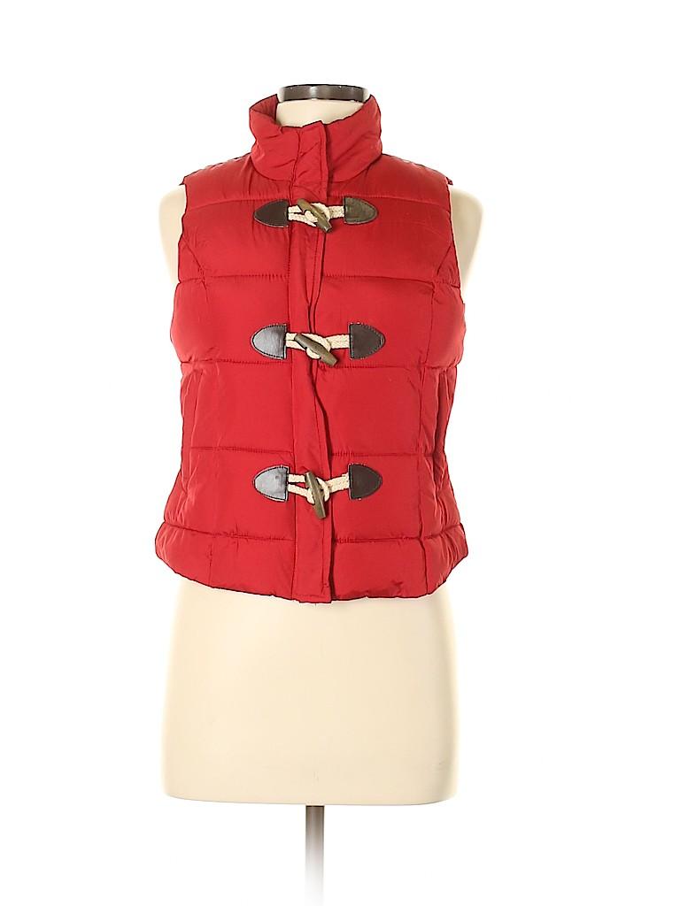 Arizona Jean Company Women Vest Size S