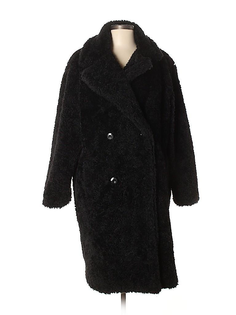Abercrombie & Fitch Women Coat Size L