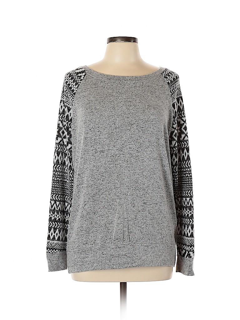 Le Lis Women Pullover Sweater Size L