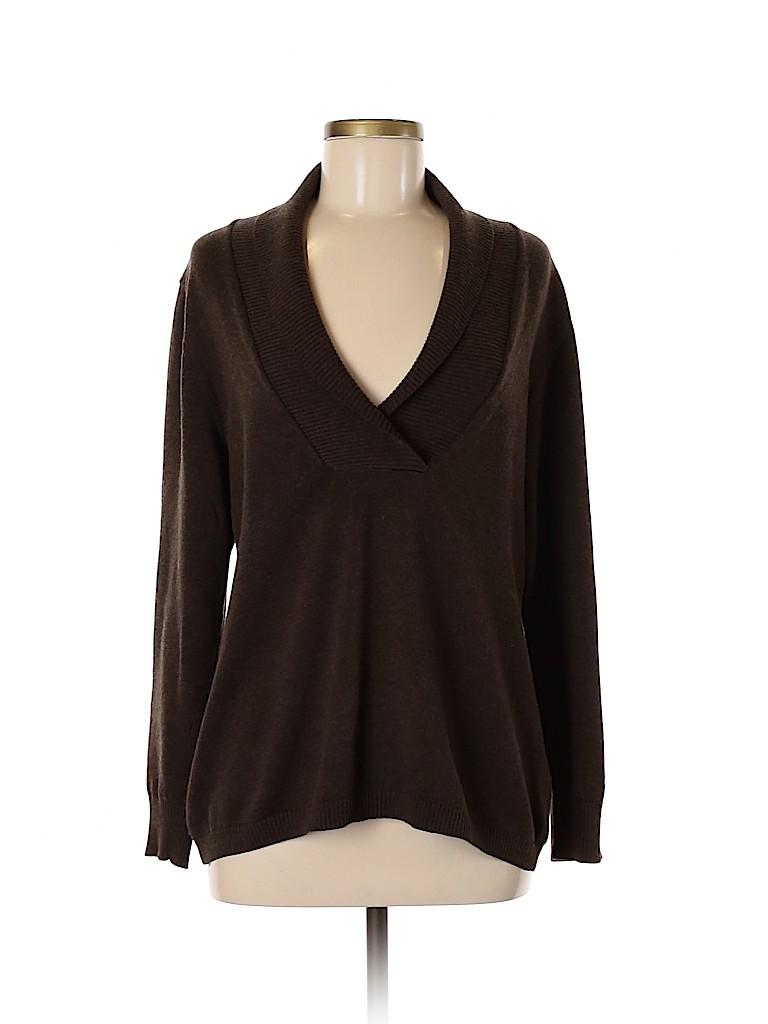 Eddie Bauer Women Pullover Sweater Size L