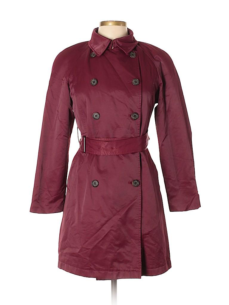 Juliet Michelle Women Trenchcoat Size L