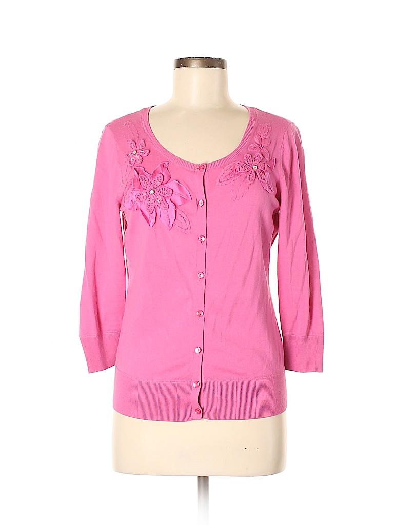 Caslon Women Cardigan Size M
