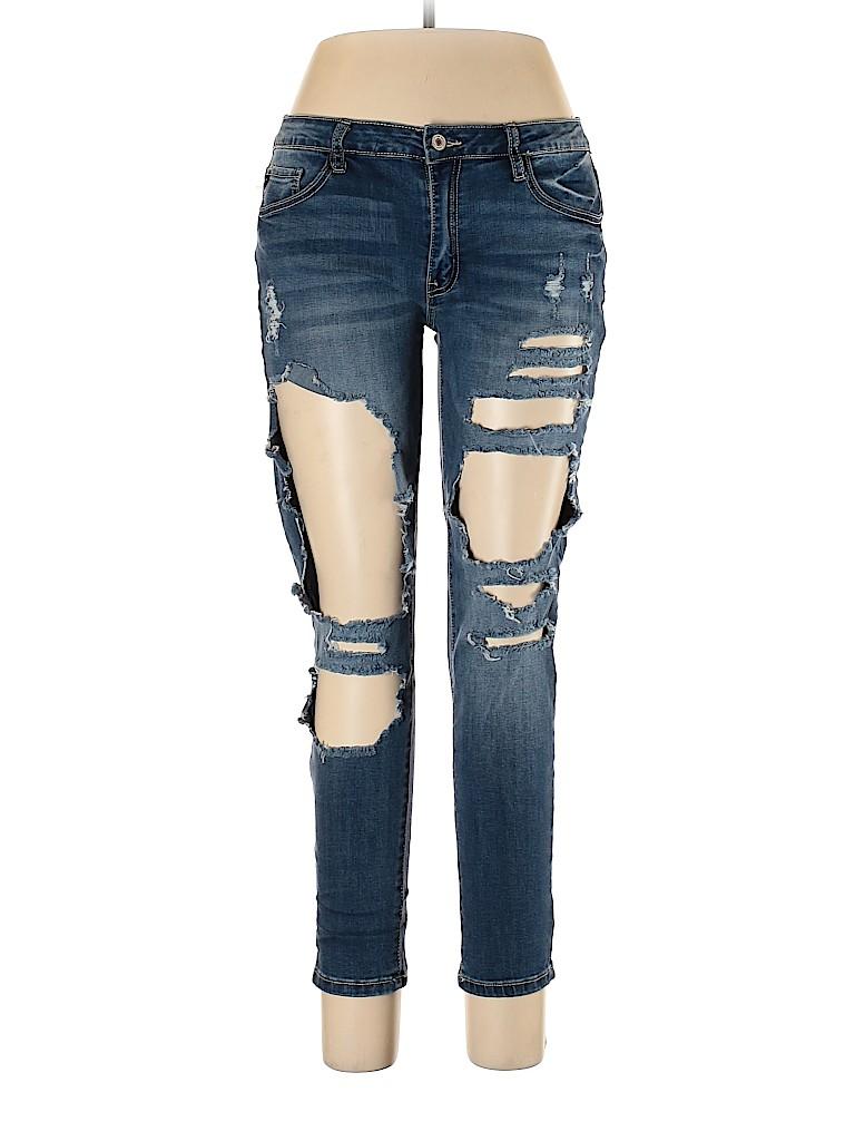 KARAKUM Women Jeans Size 13