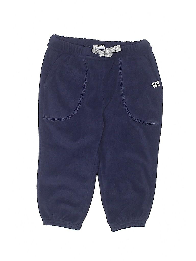 Carter's Boys Fleece Pants Size 9 mo