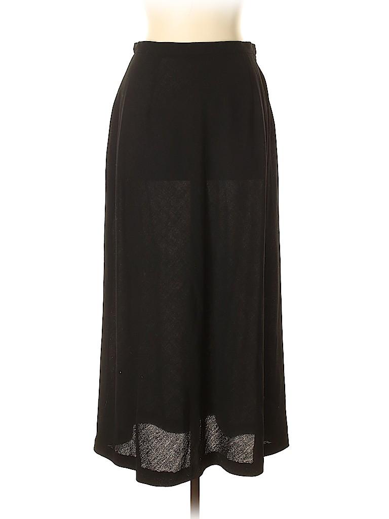 Lord & Taylor Women Wool Skirt Size 12