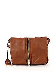 Poverty Flats Leather Crossbody Bag