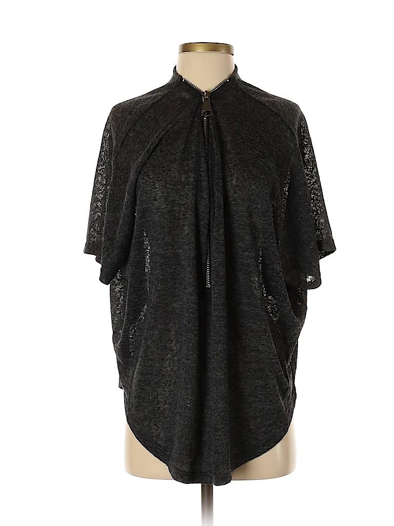 Andrea Jovine Women Short Sleeve Top Size M