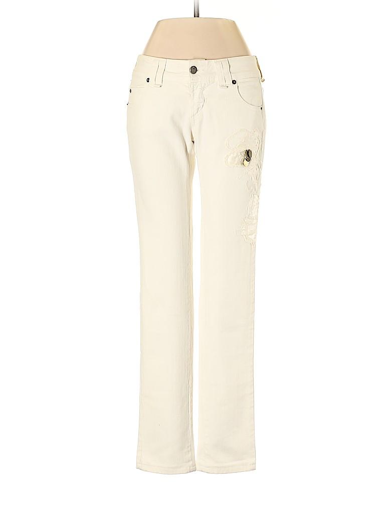 Galliano Women Jeans 26 Waist