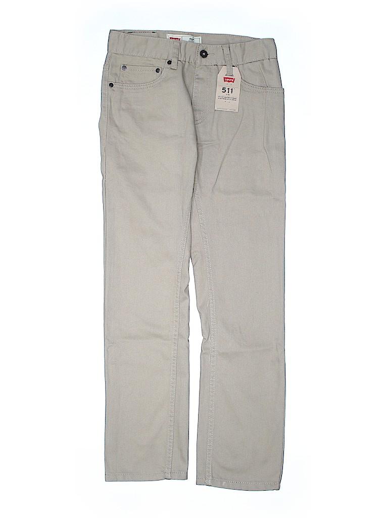 Levi's Boys Jeans Size 16 (Slim)