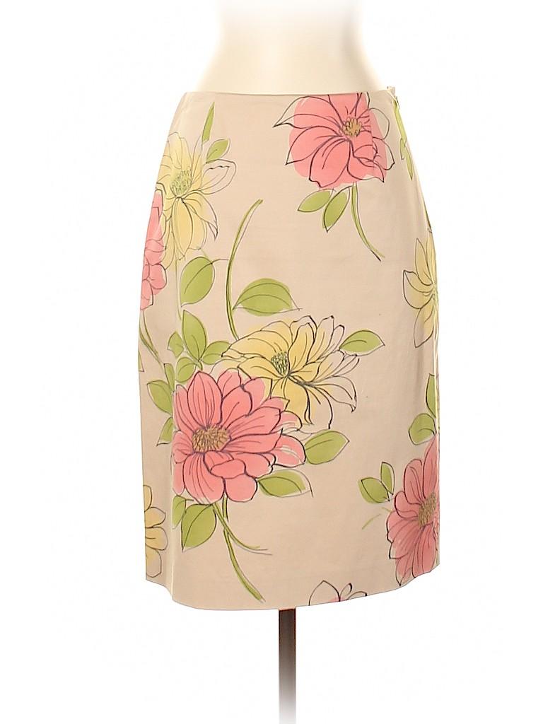 Teri Jon by Rickie Freeman Women Casual Skirt Size 4