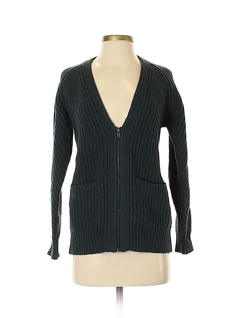 Madewell Women Wool Coat Size XS
