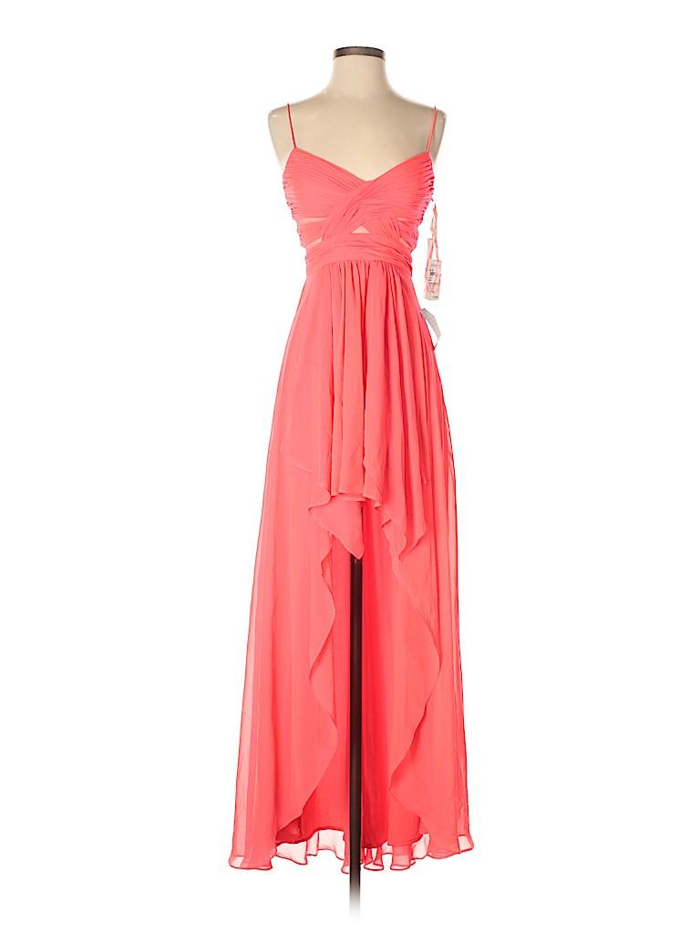 Hailey Logan Women Cocktail Dress Size 1 - 2