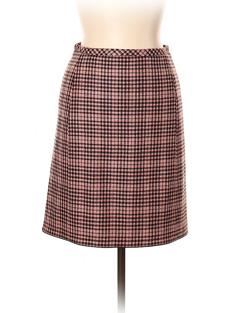 Oscar De La Renta Women Casual Skirt Size 10