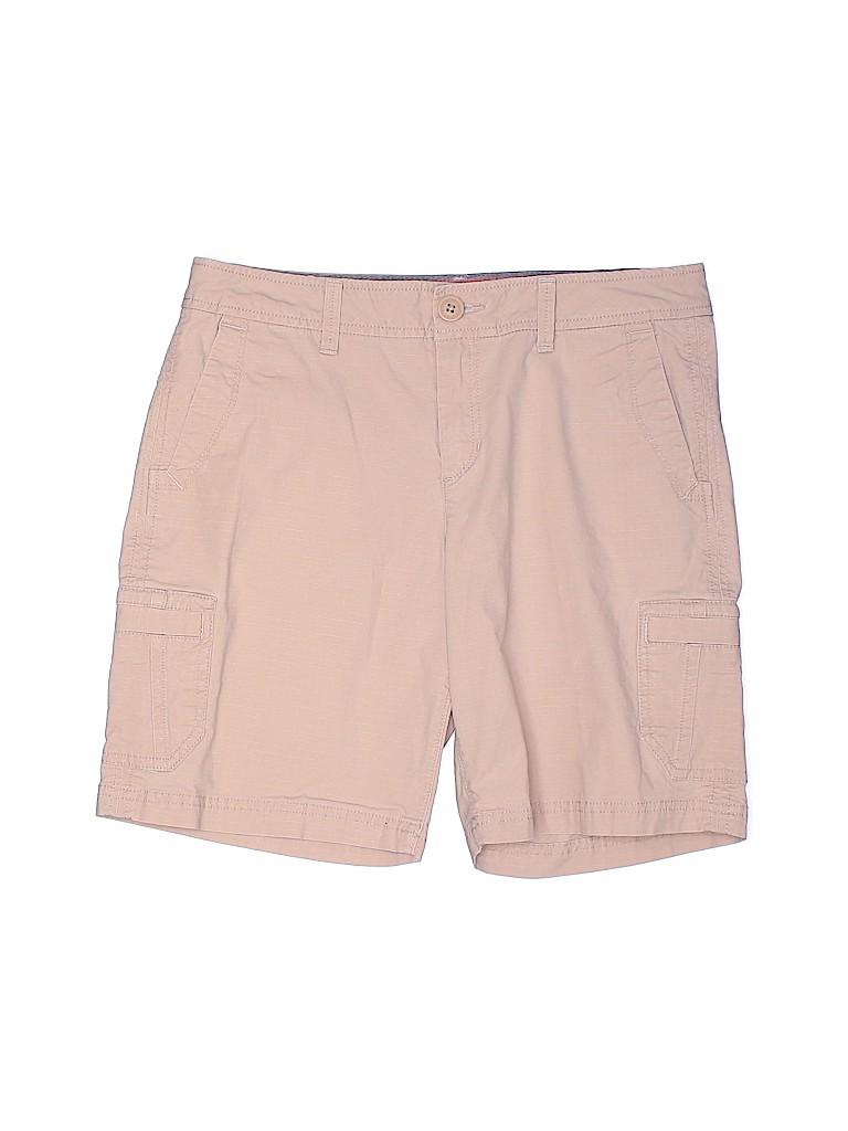 Eddie Bauer Women Cargo Shorts Size 2