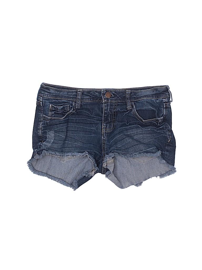 Forever 21 Women Denim Shorts 25 Waist