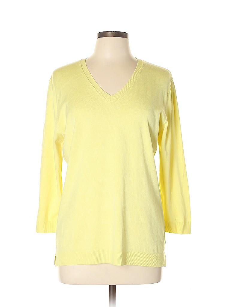 525 America Women Pullover Sweater Size XL