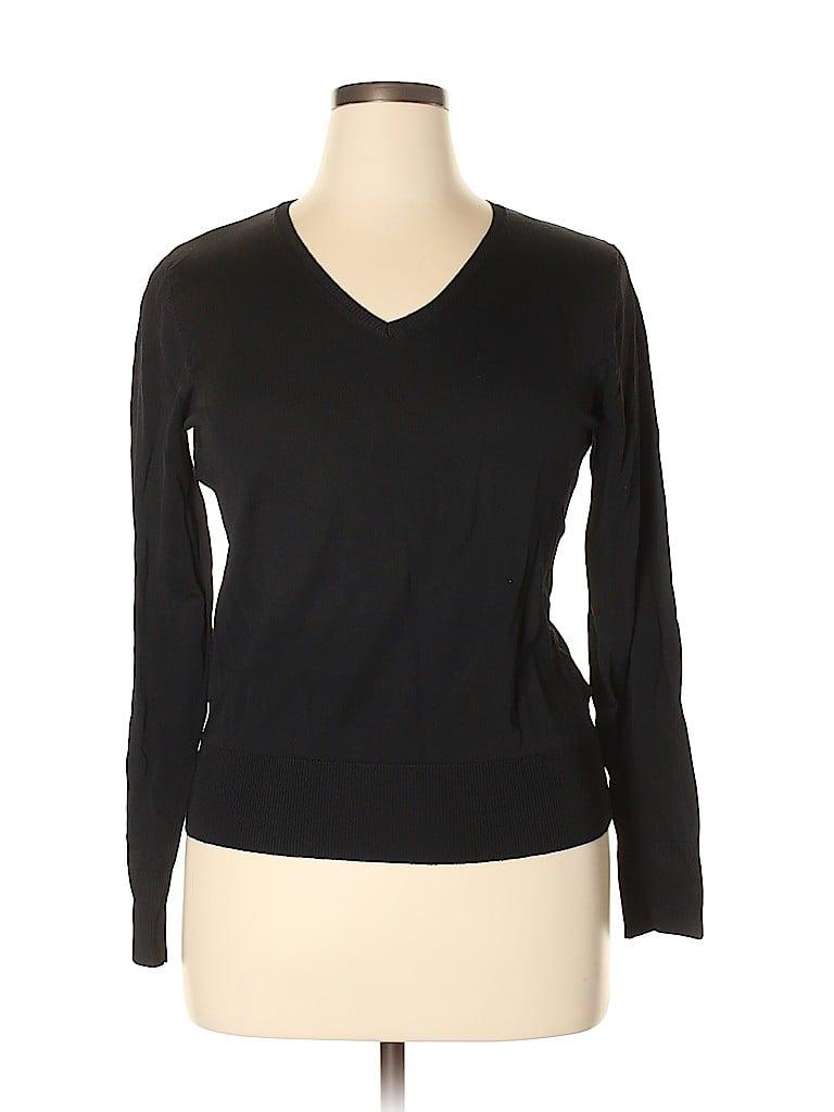 BCBGMAXAZRIA Women Pullover Sweater Size XL