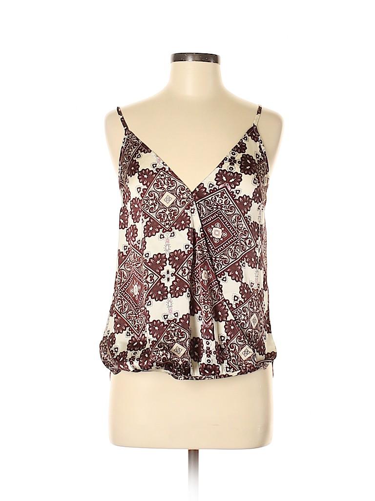 Daniel Rainn Women Sleeveless Blouse Size S