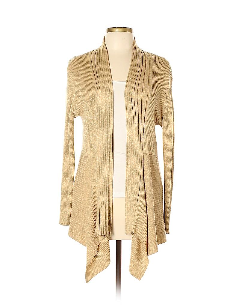 Dana Buchman Women Cardigan Size XL