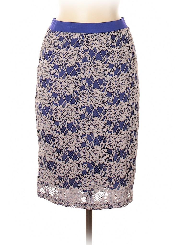 Le Lis Women Casual Skirt Size S
