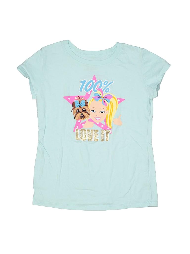 Nickelodeon Girls Short Sleeve T-Shirt Size 10