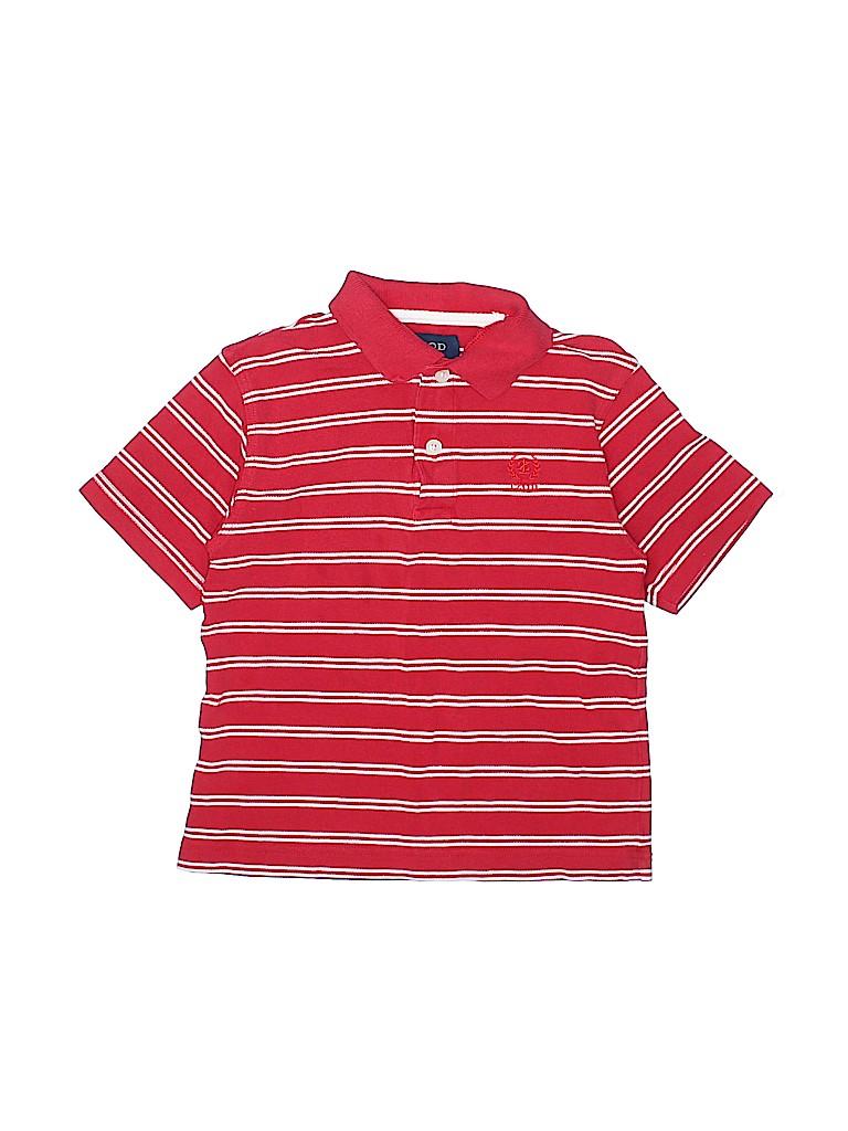 IZOD Boys Short Sleeve Polo Size 5 - 6