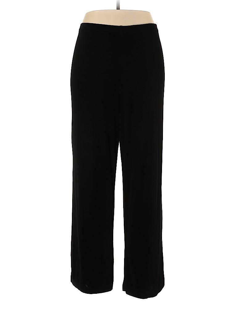 Coldwater Creek Women Casual Pants Size XL (Plus)