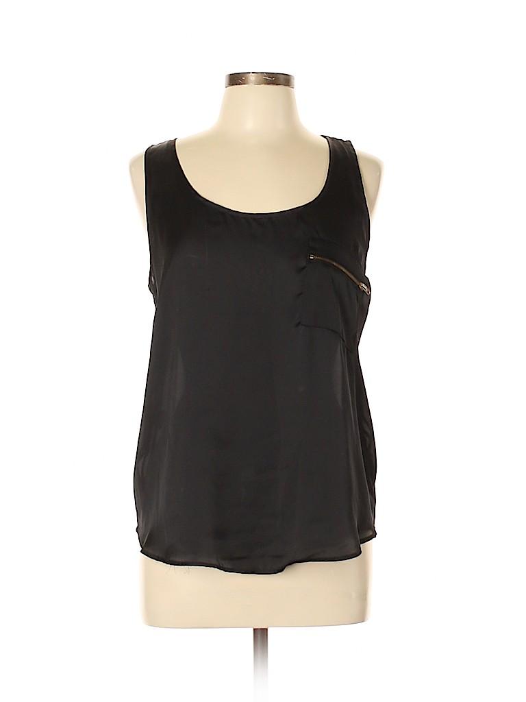 MNG Suit Women Sleeveless Blouse Size 6