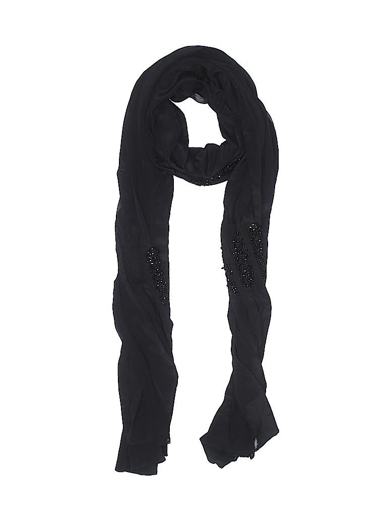 Badgley Mischka Women Silk Scarf One Size