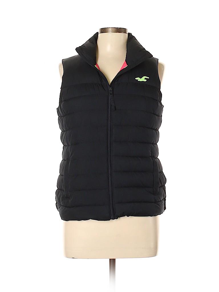 Hollister Women Vest Size L
