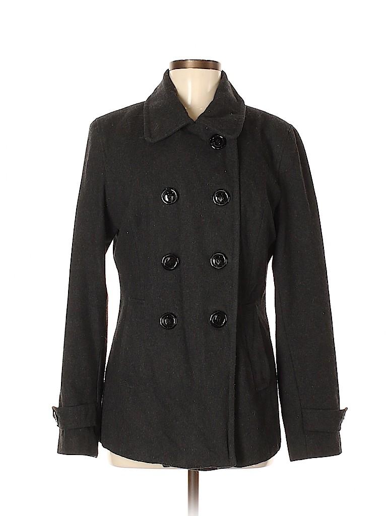 Braetan Women Wool Coat Size M