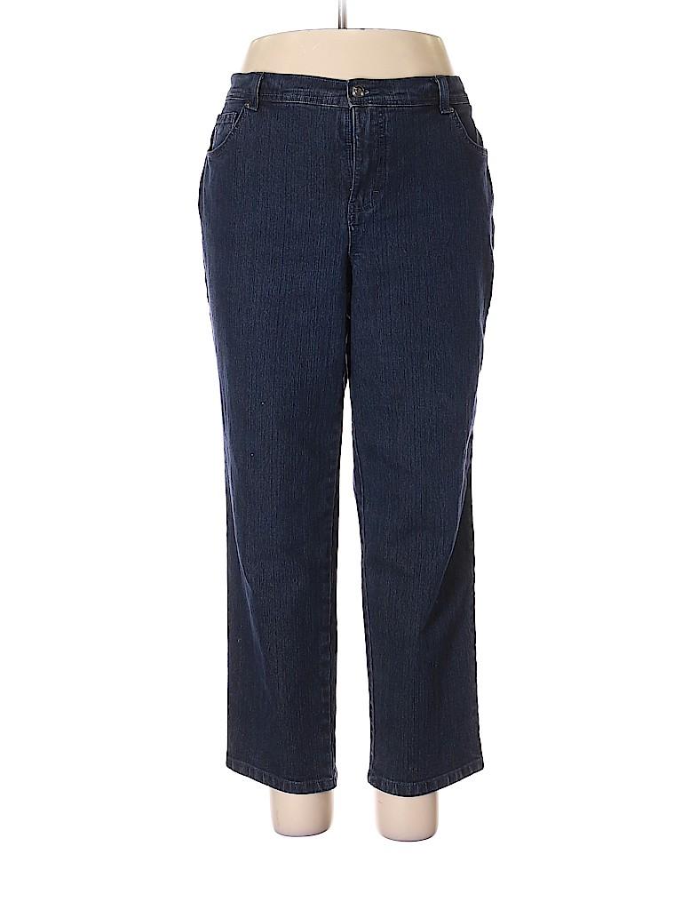Gloria Vanderbilt Women Jeans Size 16 (Plus)