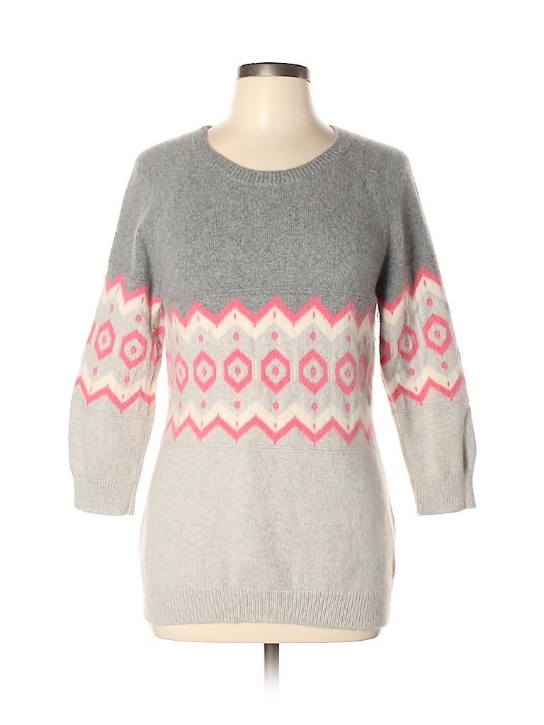 Banana Republic Women Cashmere Pullover Sweater Size L