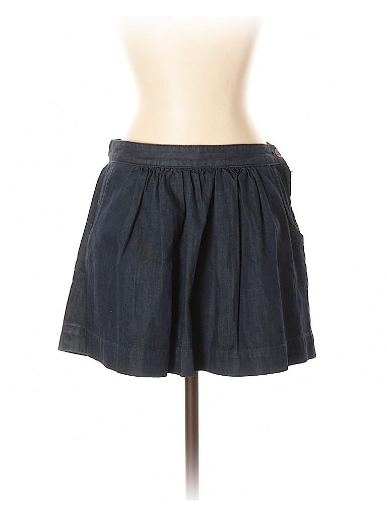 Madewell Women Denim Skirt 25 Waist