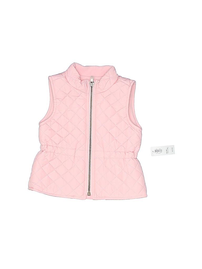 Old Navy Girls Vest Size 18-24 mo