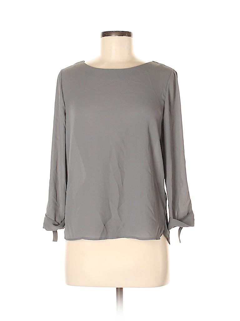 Forever 21 Women Long Sleeve Blouse Size M