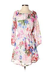 Peach Love Casual Dress