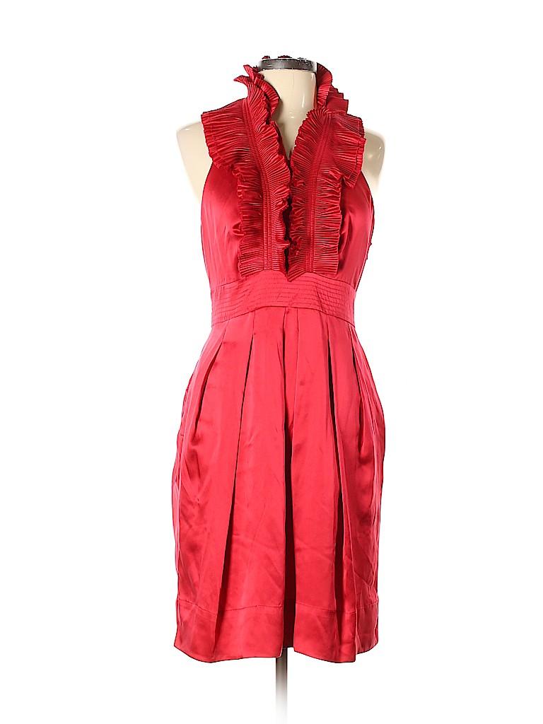 BCBGMAXAZRIA Women Cocktail Dress Size 10
