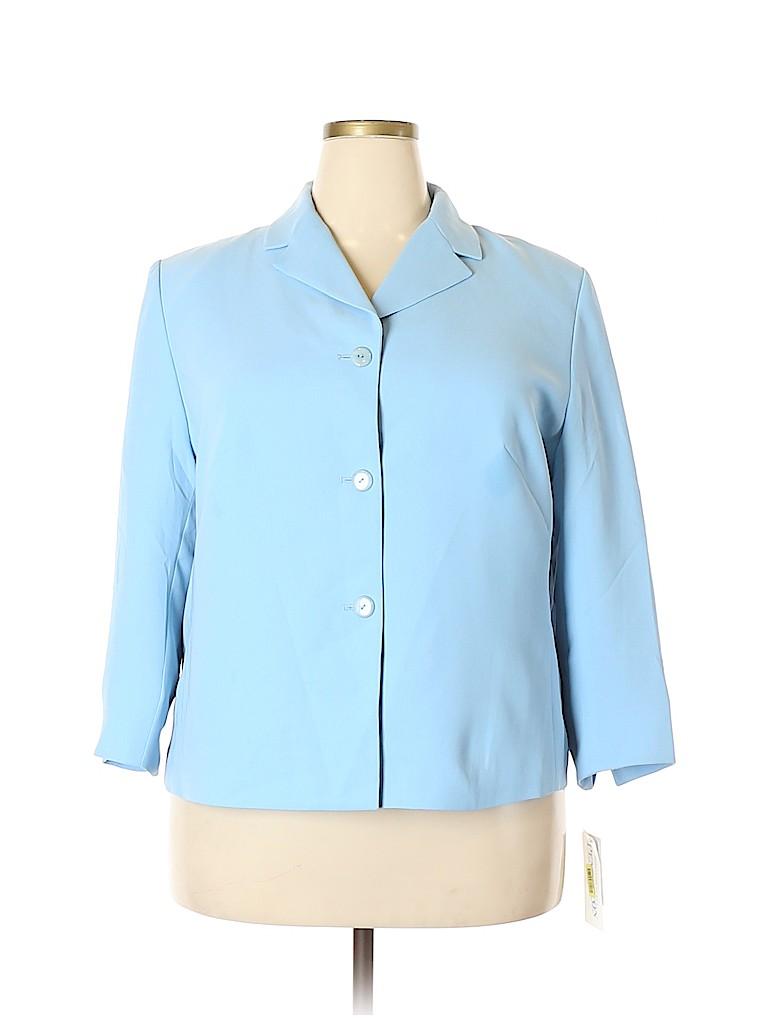Pendleton Women Blazer Size 18 (Plus)
