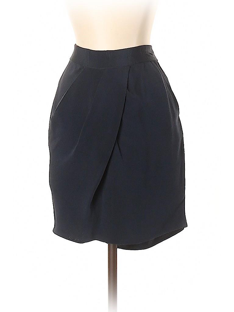 3.1 Phillip Lim Women Silk Skirt Size 4