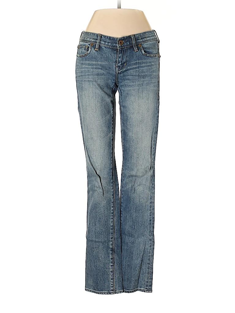 Madewell Women Jeans 24 Waist