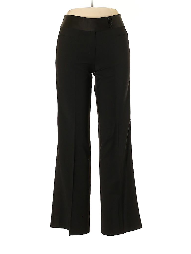 BCBGMAXAZRIA Women Wool Pants Size 6